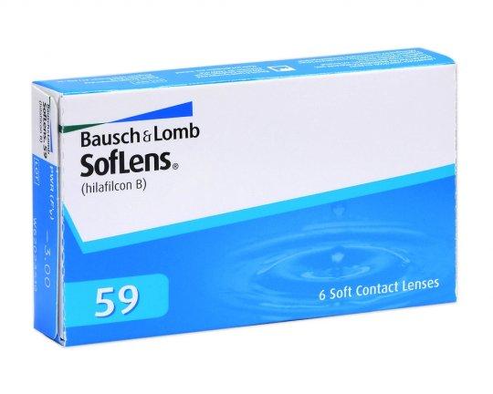 Soflens 59  6er-Pack