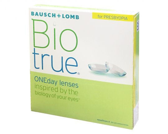 Biotrue ONEday for Presbyopia 90er-Pack