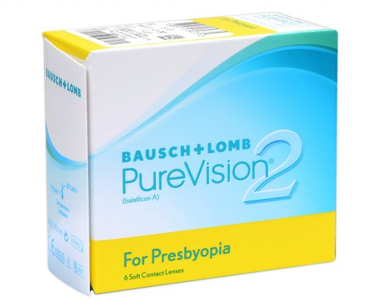 PureVision 2 for Presbyopia  6er-Pack