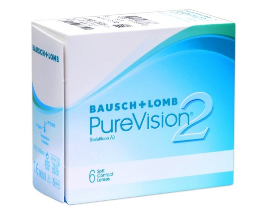 PureVision 2  6er-Pack
