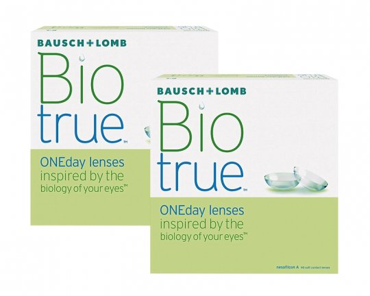 Biotrue ONEday 2x90er-Pack