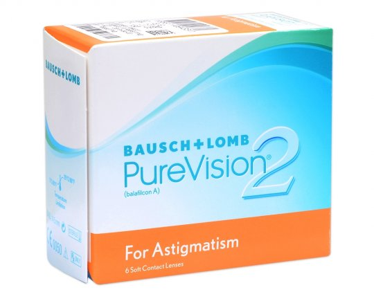 PureVision 2HD for Astigmatism 6er-Pack