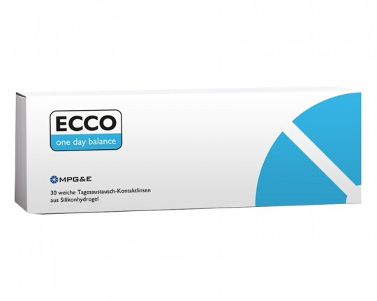 ECCO One Day balance 30er-Pack