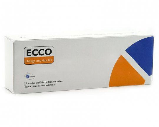 ECCO change One Day UV 30er-Pack