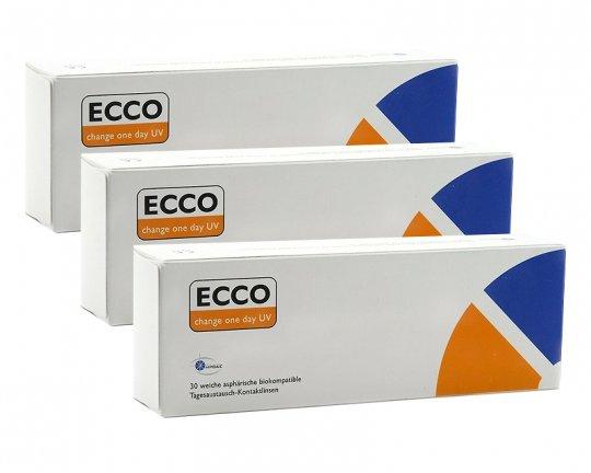 ECCO change One Day UV 90er-Pack