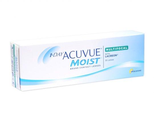 1-Day Acuvue MOIST Multifocal 30er-Pack