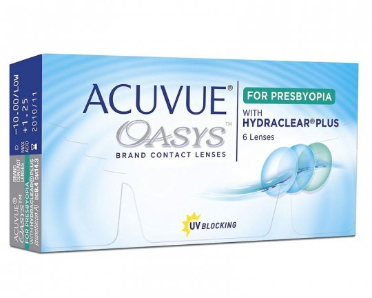 Acuvue Oasys for Presbyopia 6er-Pack