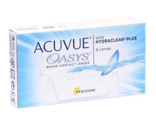 Acuvue Oasys 6er-Pack