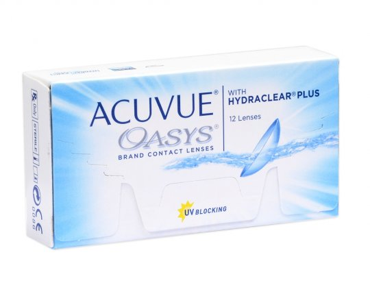 Acuvue Oasys 12er-Pack