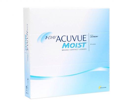 1-Day Acuvue -Moist- 90er-Pack