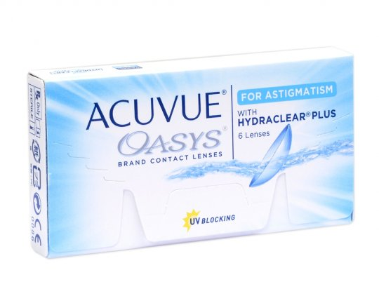 Acuvue Oasys for Astigmatism 6er-Pack