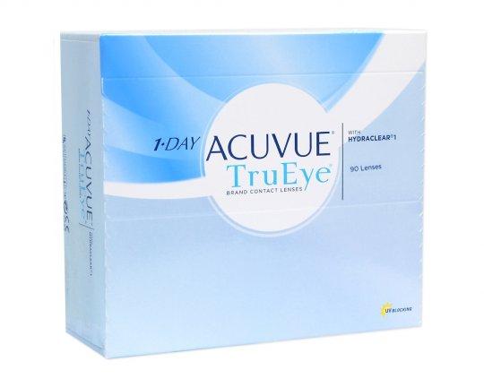 1-Day Acuvue TruEye 90er-Pack