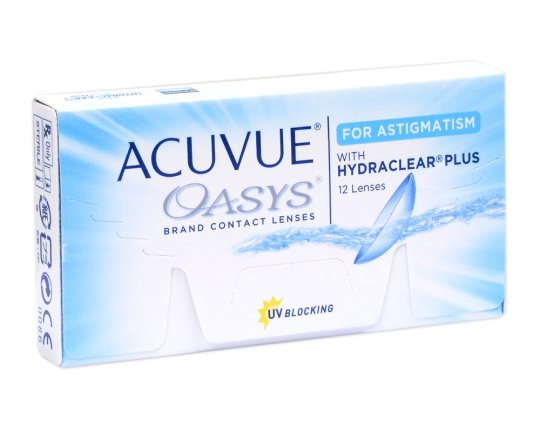Acuvue Oasys for Astigmatism 12er-Pack