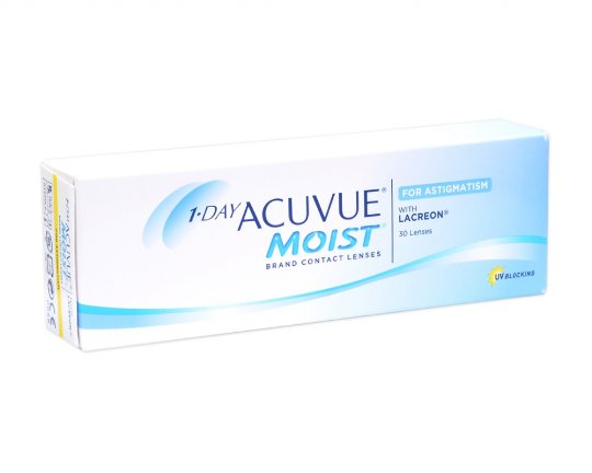 1-Day Acuvue Moist for Astigmatism 30er