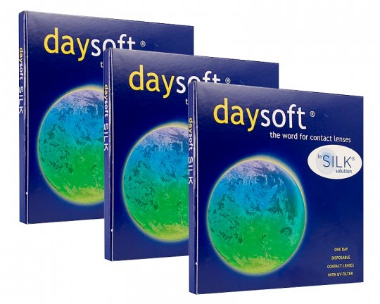 Daysoft UV Silk 96er-Pack