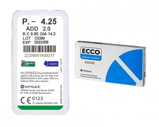 ECCO Silicone Comfort Zoom - 1 Stück