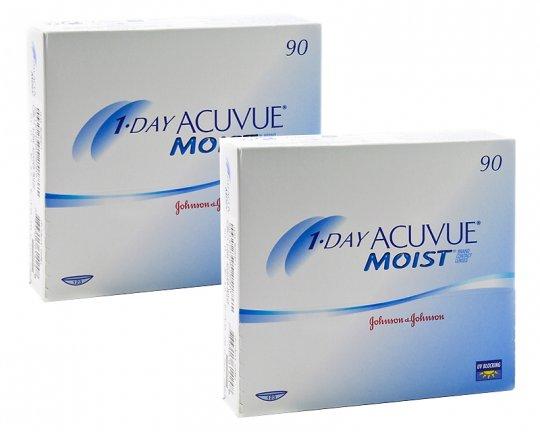 1-Day Acuvue -Moist- 2x90er-Pack