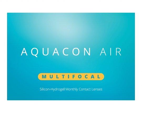 AquaCon Air Multifocal 6er-Pack