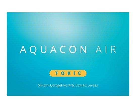 AquaCon Air Toric 6er-Pack