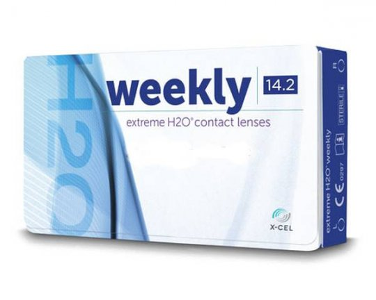 Extreme H2O weekly - 12er-Pack