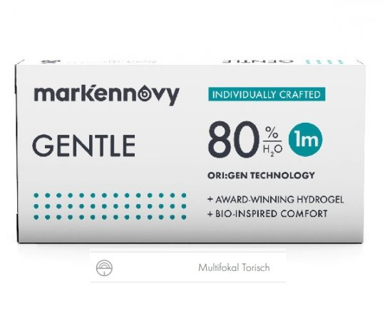 Gentle 80 Multifocal Toric 6er-Pack
