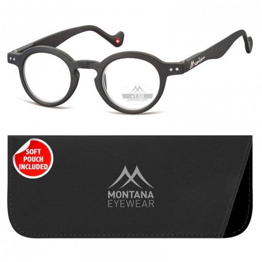 Lesebrille Montana MR69 - schwarz