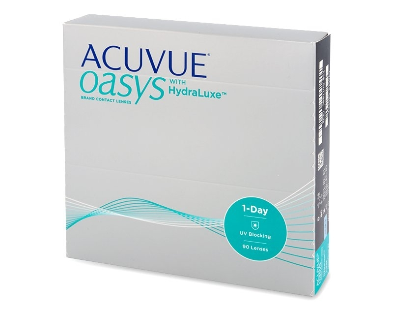 acuvue oasys 1 day tageslinsen mit hydraluxe online kaufen. Black Bedroom Furniture Sets. Home Design Ideas