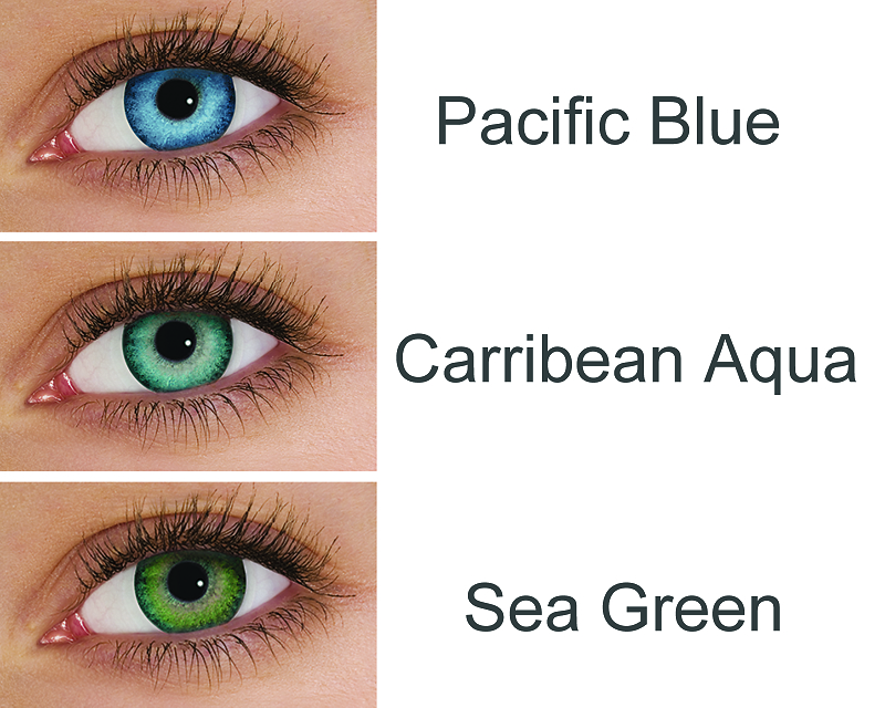 Freshlook Dimensions Sea Green >> FreshLook Dimensions 2er-Pack | Online kaufen