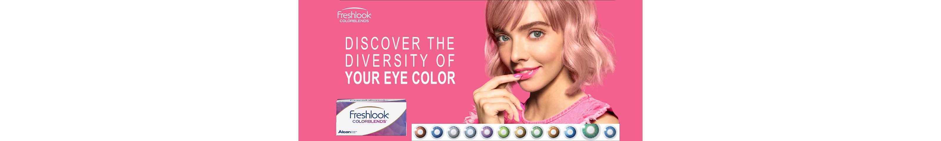 Homepage Banner: Color Blends